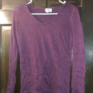 Size small Maroon Old Navy sweater